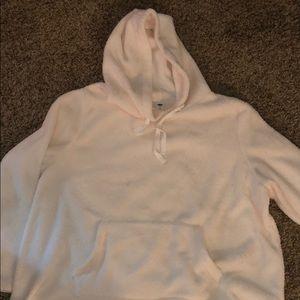 Fleece/Sherpa feeling hoodie from Old Navy 2XL